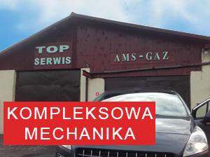 Nie tylko obsługa auto-gazu, ale także pełna mechanika samochdowa.